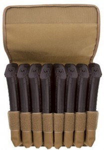 Tuff Products 5 and 8 In Line Magazine Pouches for AR15/M4